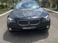 BMW 5-Series 2,0L 2013