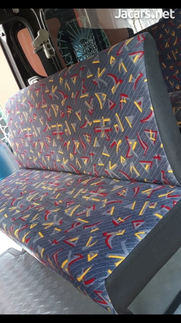 BUS SEATS WITH COMFORT AND STYLE.WE BUILD AND INSTALL 8762921460-9