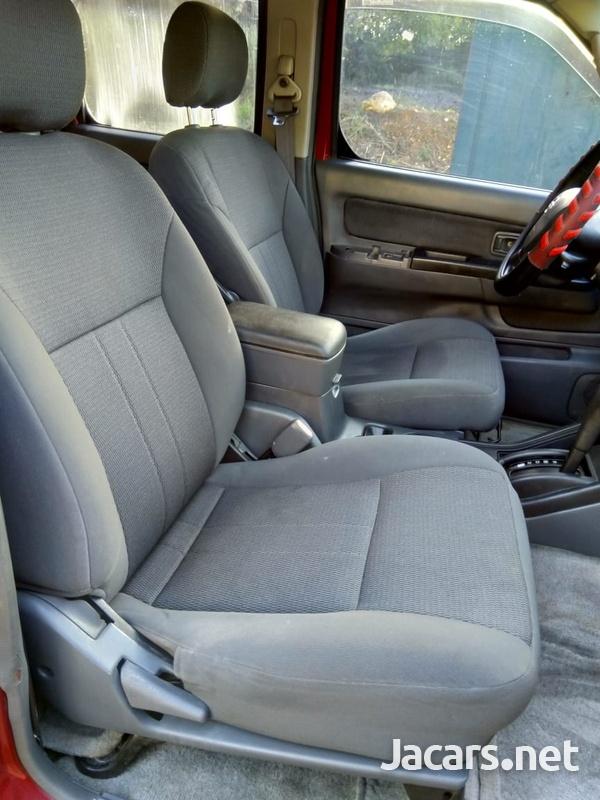 Nissan Frontier 2,1L 2003-6