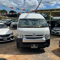Toyota Hiace 3,0L 2014
