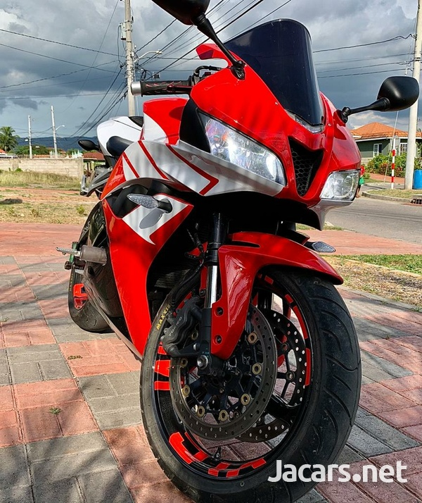 2011 Honda CBR600 Bike-4