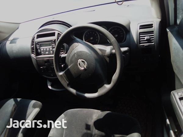 Nissan LaFesta 1,8L 2010-6