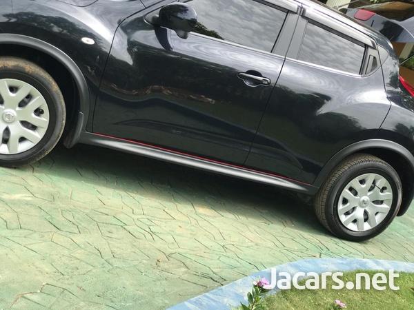 Nissan Juke 1,5L 2013-12