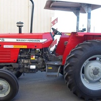 2021 Massey Ferguson MF-375 Tractors