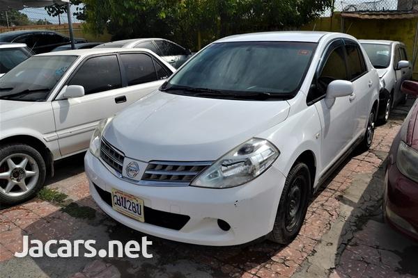 Nissan Tiida 1,3L 2010-3