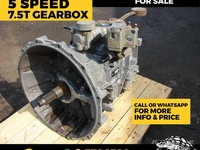 IVECO / DAF GEAR BOXES