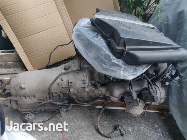 Parts- engine and transmission, seats & radiator-5
