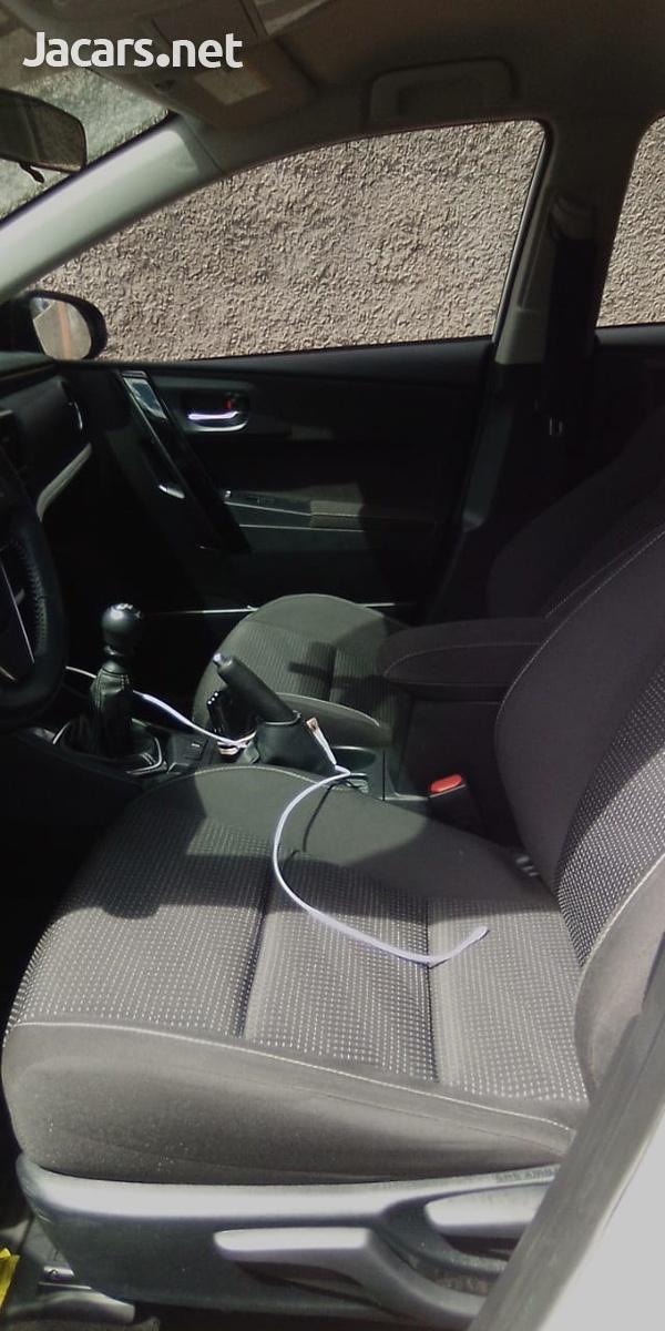 Toyota Scion 2,0L 2016-12