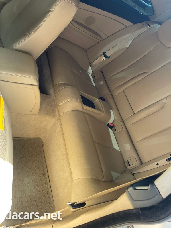 BMW 4-Series 2,5L 2014-15