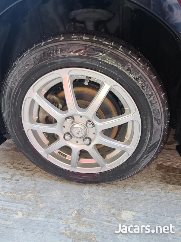 Toyota Fielder 1,8L 2013-15