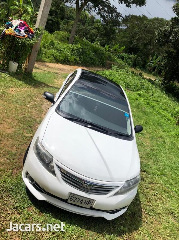 Toyota Allion 1,8L 2012-8