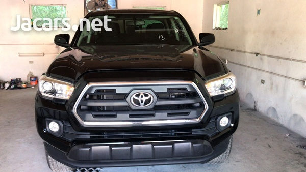 Toyota Tacoma 3,5L 2017-2