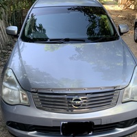 Nissan Sylphy 1,8L 2007