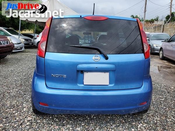 Nissan Note 1,3L 2012-5