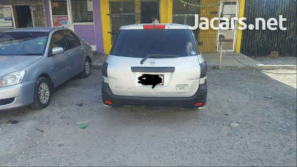 Nissan AD Wagon 2,0L 2013-3