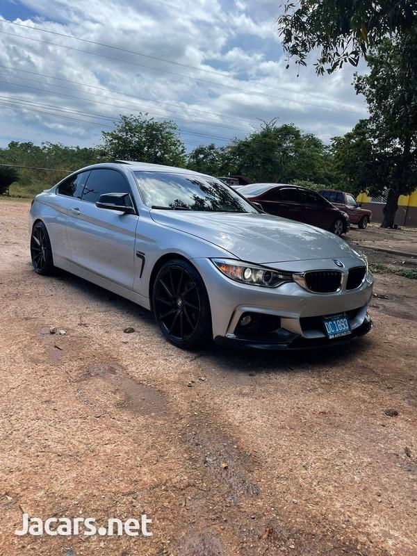 BMW 4-Series 2,5L 2014-6