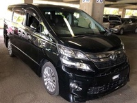 2014 Toyota ALphard/Vellfire Golden Eyes 2nd Edition