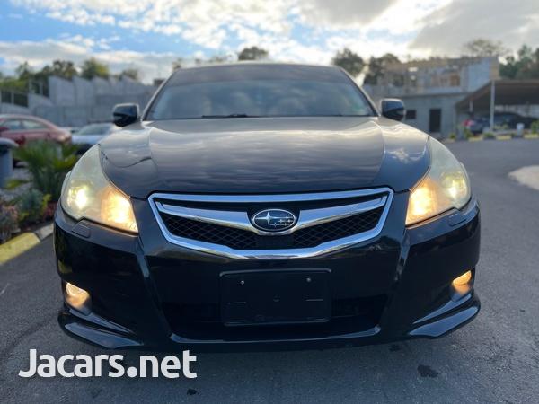 Subaru Legacy 2,5L 2011-2