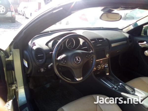 Mercedes-Benz SLK-Class 1,8L 2011-7