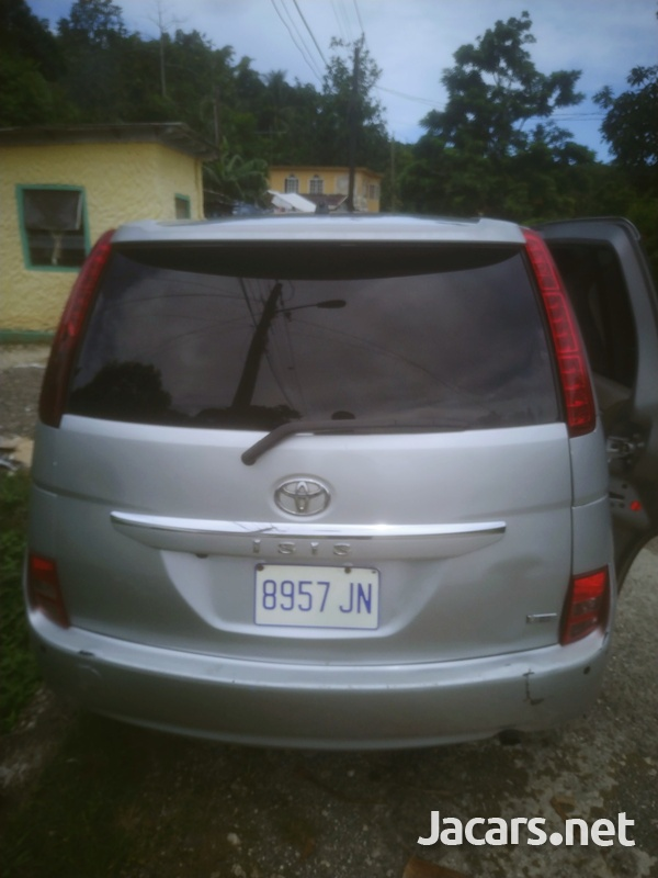 Toyota ISIS 2009 fully automatic 750,-2