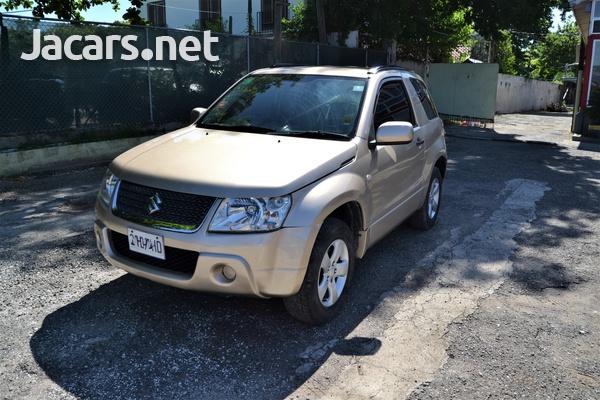 Suzuki Grand Vitara 1,5L 2012-3