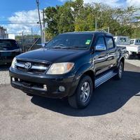 Toyota Hilux 3,5L 2007