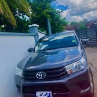 Toyota Hilux 3,0L 2017