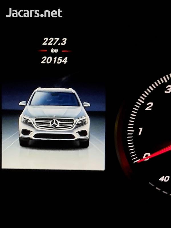 Mercedes-Benz GLC-Class 2,0L 2017-3