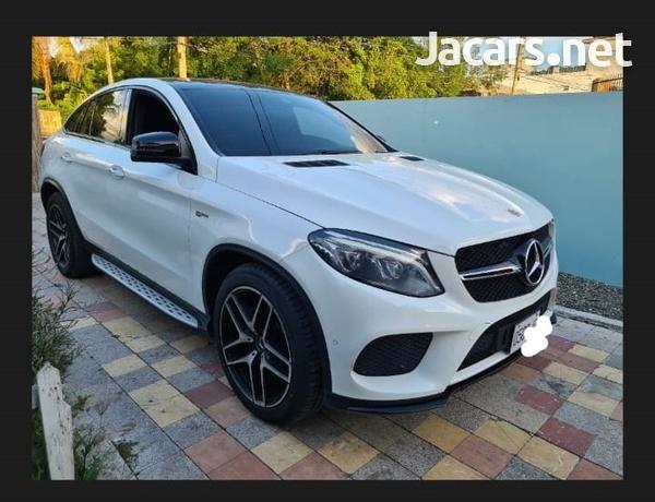 Mercedes-Benz GLE-Class 3,0L 2018-3