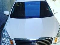 Nissan Bluebird 2,0L 2012