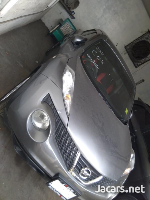 Nissan Juke 1,6L 2012-3