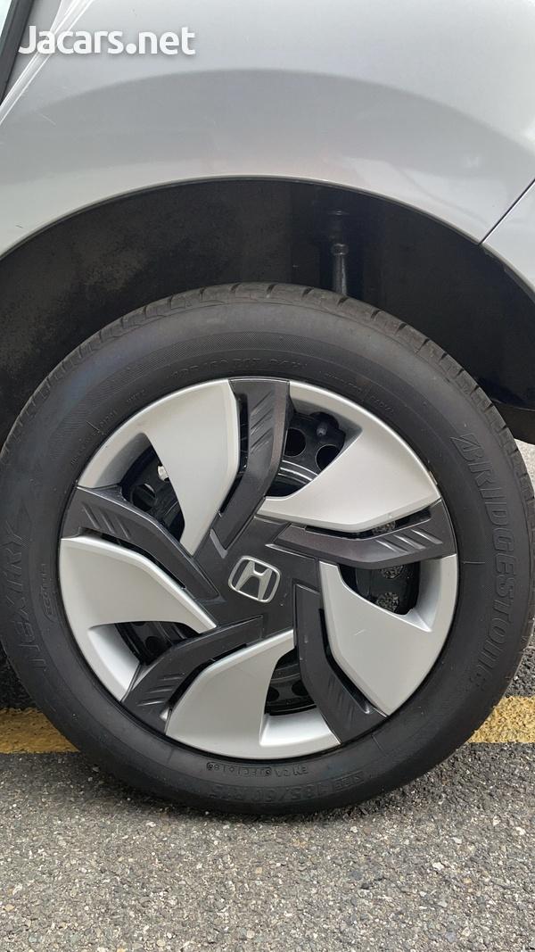Honda Fit 1,5L 2015-14