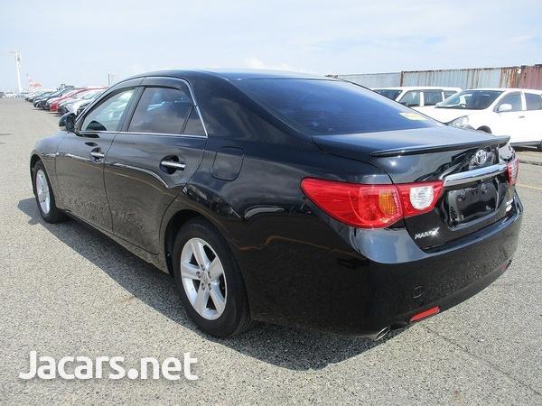 Toyota Mark X 1,6L 2010-6