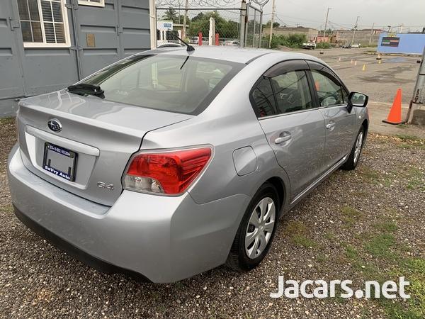 Subaru Impreza 1,6L 2015-7