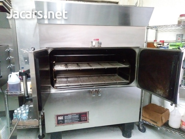 Rotary oven-2