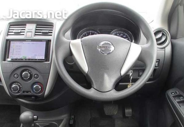Nissan Latio 1,5L 2015-6