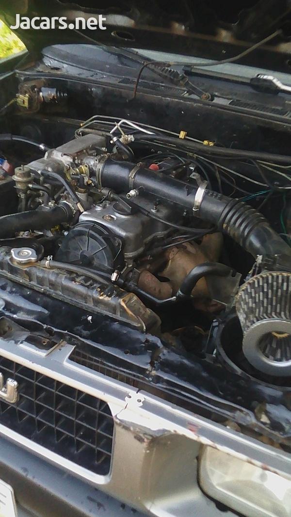 Isuzu Pick-up 2,6L 1992-2