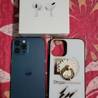 Iphone 12 pro max + airpods pro