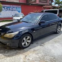 BMW 5-Series 3,0L 2008
