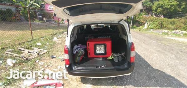 Toyota Probox 1,5L 2015-7