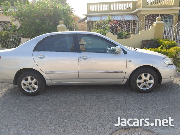 Toyota Corolla 1,6L 2004-5