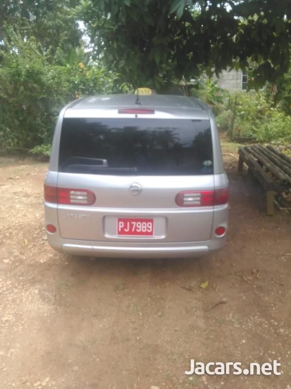 Nissan LaFesta 2,0L 2008-5
