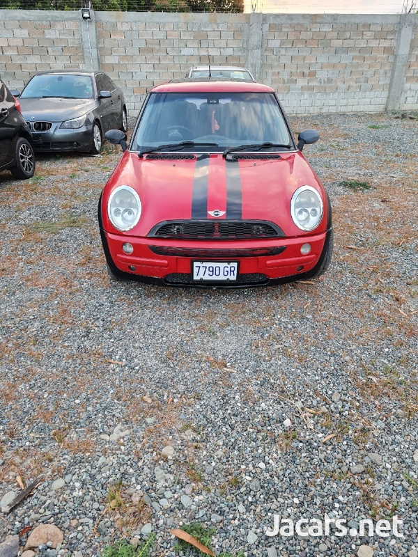 Mini Cooper 1,6L 2003-1