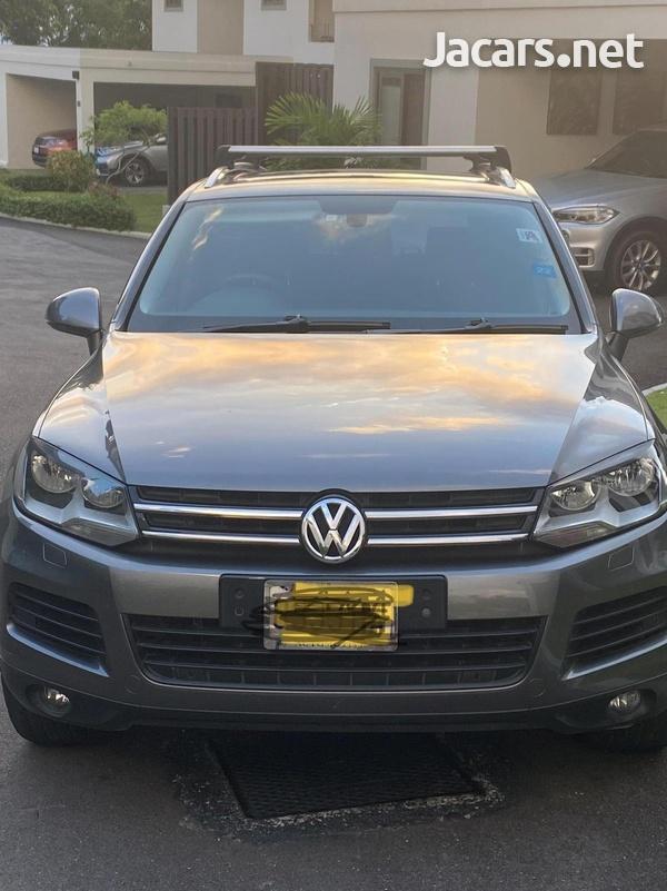 Volkswagen Touareg 3,6L 2012-1