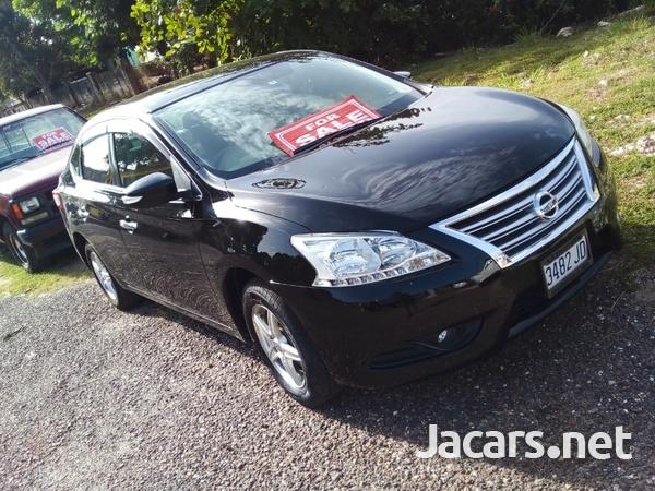 Nissan Sylphy 2,0L 2016-1