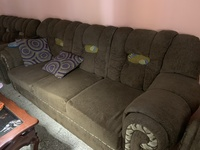 3 piece couch set with small table