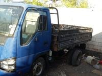 Isuzu NKR Tipper Truck