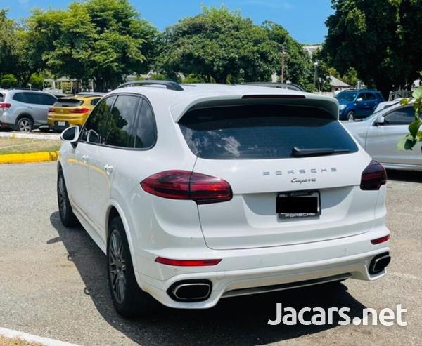 Porsche Cayenne 3,6L 2018-2