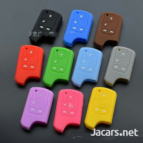 Silicone car key cases-8