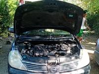 Nissan Tiida 0,6L 2007